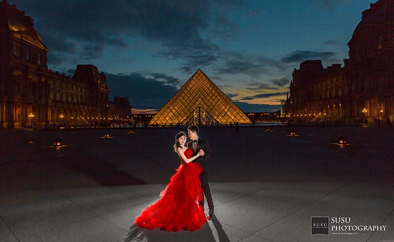 西班牙海外婚紗