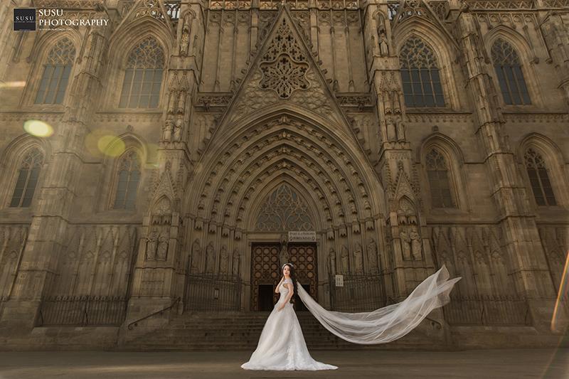 歐洲婚紗攝影套餐