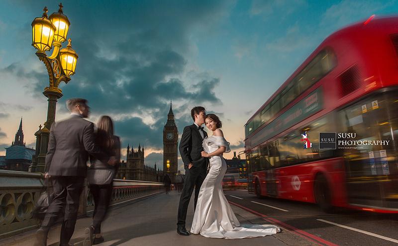 倫敦 婚紗 景點