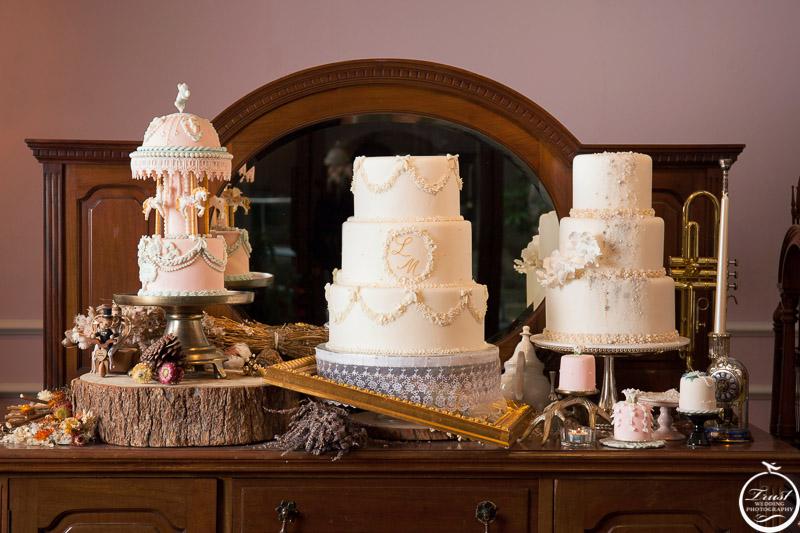翻糖蛋糕攝影