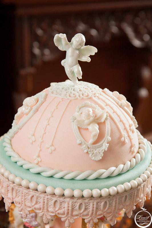 婚禮蛋糕作品
