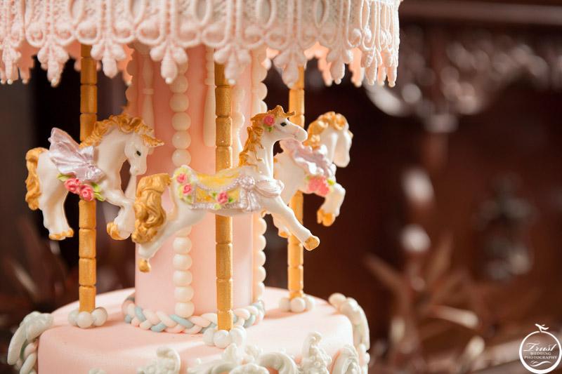 翻糖蛋糕細節照