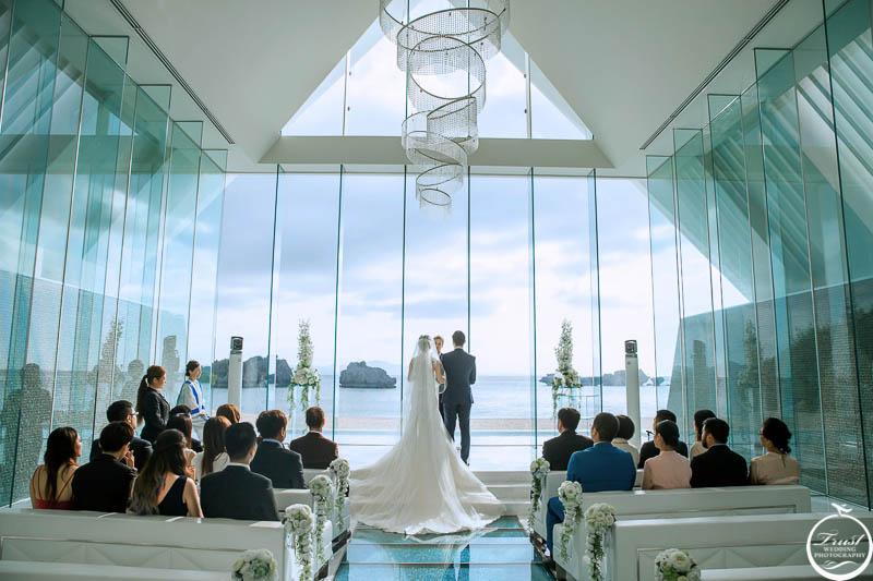 沖繩海外婚禮紀錄