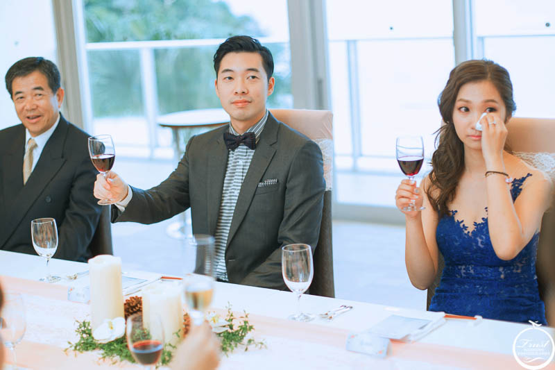 拍攝海外婚禮