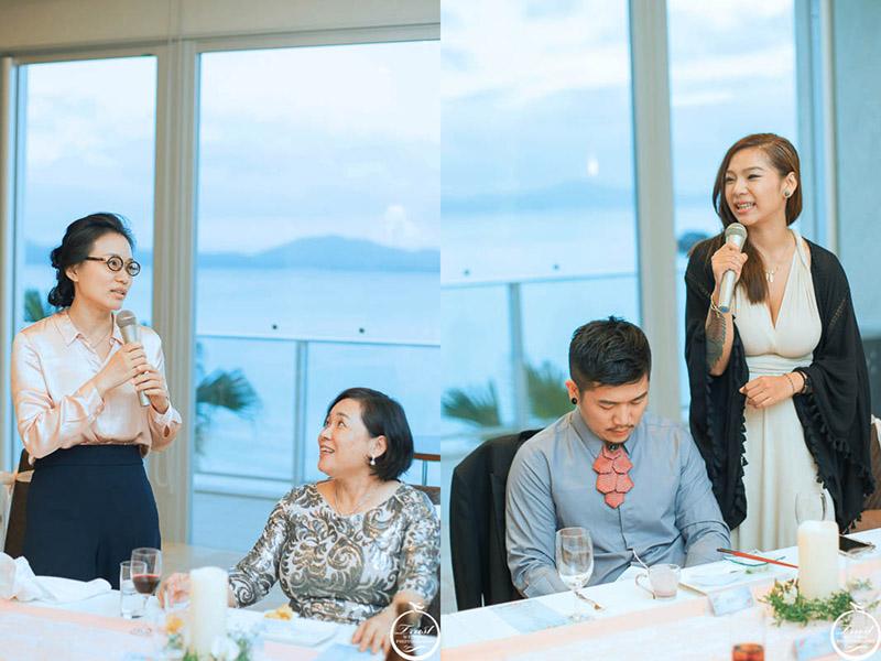 日本結婚家族旅行