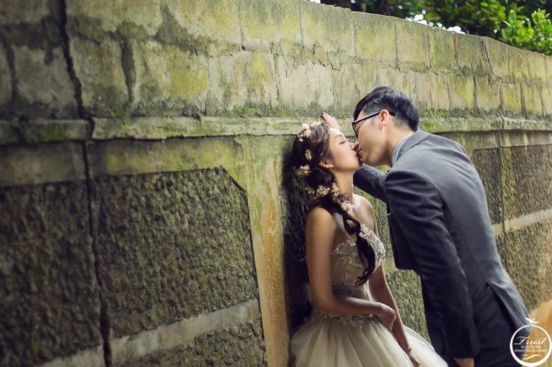 沖繩拍婚紗 教堂