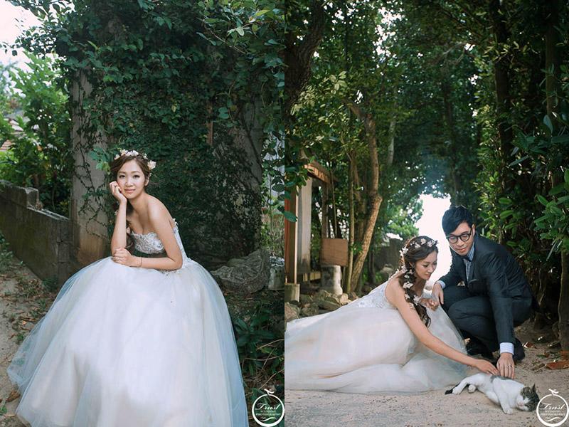 推薦海外婚紗攝影師
