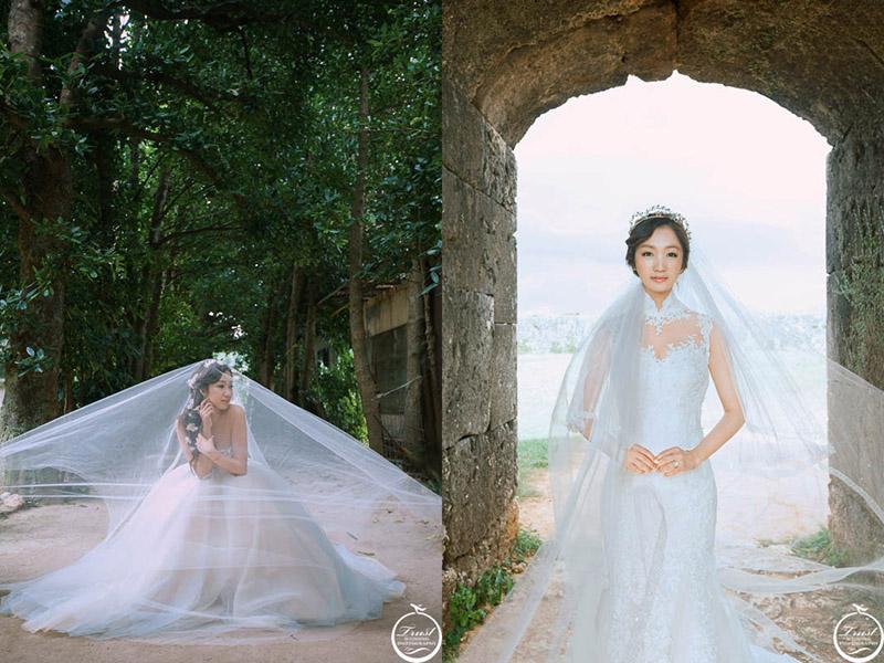 沖繩風格婚紗