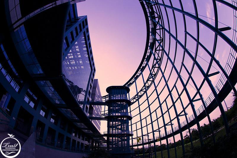 台北國立科學教育館攝影