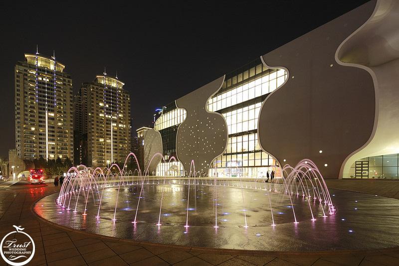 台中歌劇院建築攝影