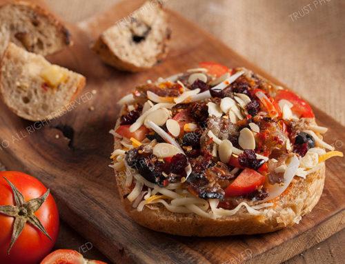台中烘焙攝影|手工麵包DM拍攝|商品拍照| Trust 美食攝影案例