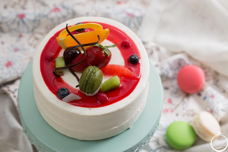 手工烘焙蛋糕攝影