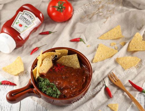 Heinz亨氏蕃茄醬|食品攝影|平面廣告攝影|商業攝影|調味料攝影