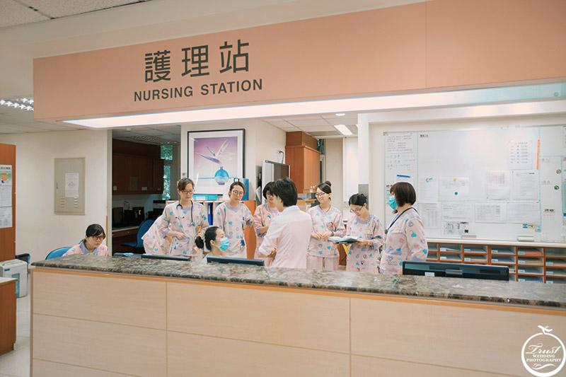 護理站形象攝影