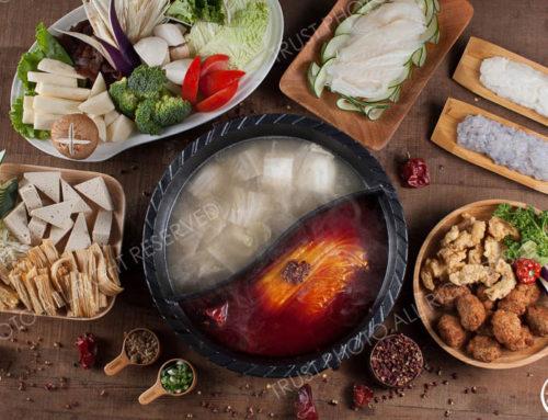 麻辣鍋料拍攝|食材攝影|情境美食攝影|火鍋攝影|桃園餐廳攝影