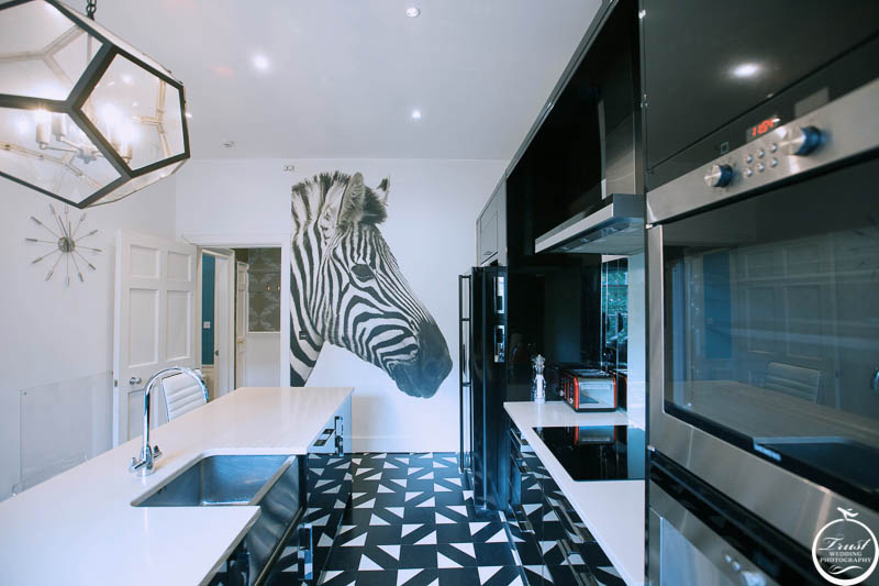 廚房空間攝影