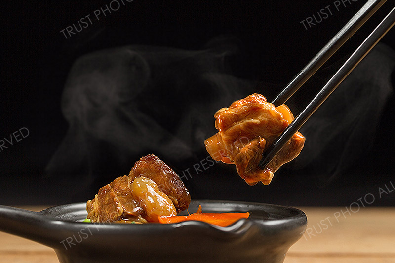 中式料理攝影