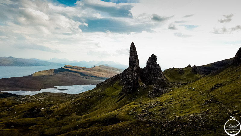 航空攝影 蘇格蘭