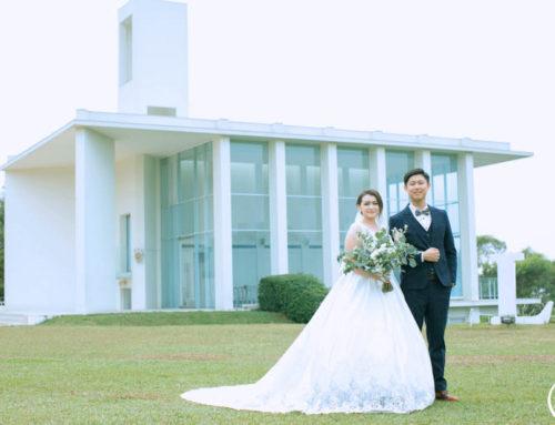 台中婚禮紀錄|戶外婚禮動態攝影|西式婚禮拍攝|心之芳庭婚攝