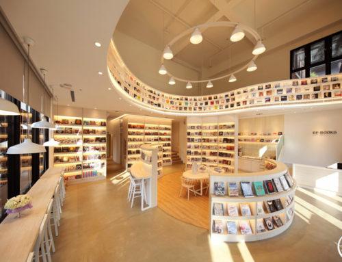 EP-BOOKS益品書屋攝影|台中空間攝影|商空室內攝影|觀光地標攝影
