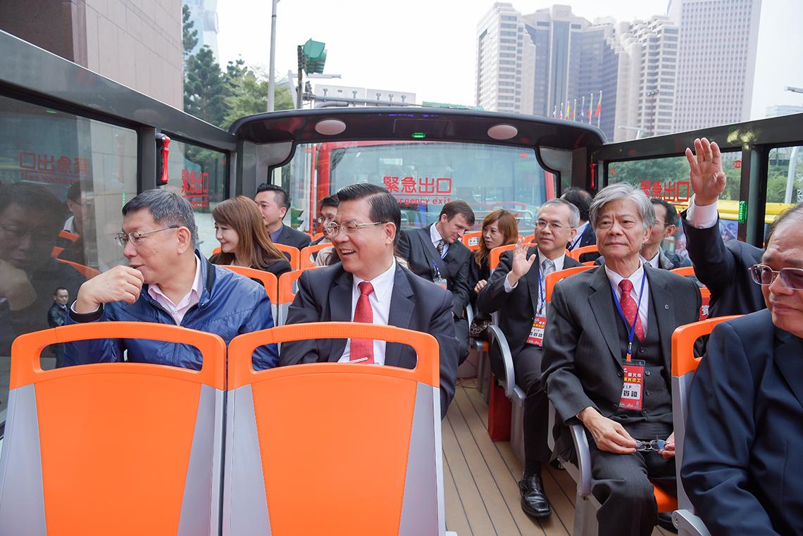 台北雙層觀光巴士活動