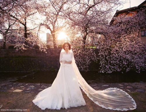 2018年日本海外婚紗行程