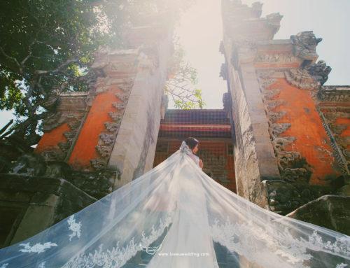 2018年巴厘島海外婚紗行程