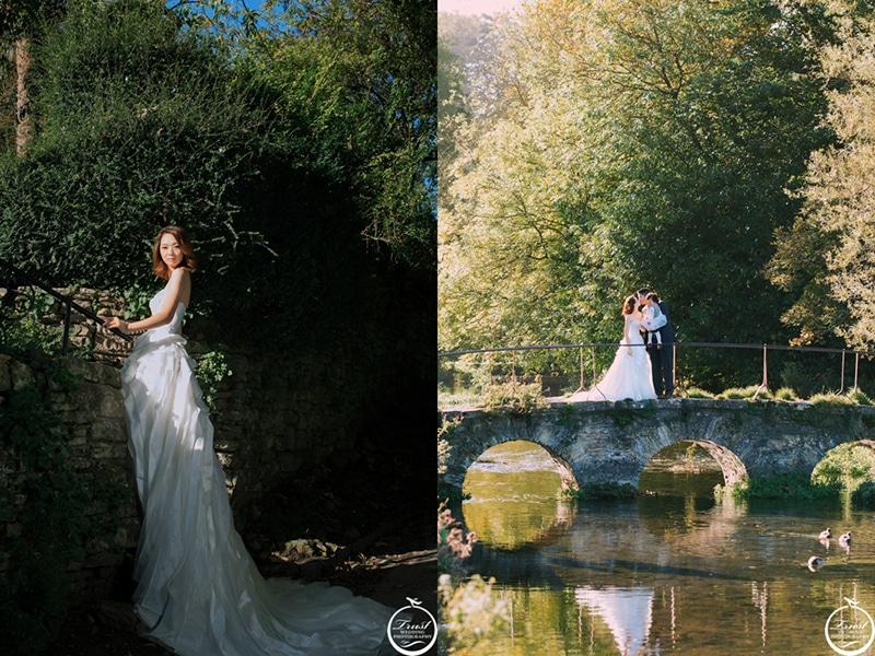 倫敦海外婚紗婚禮