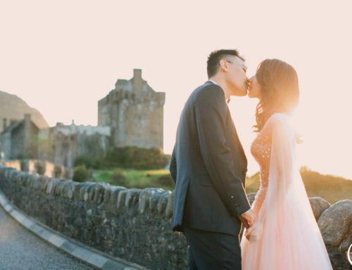 蘇格蘭海外婚紗|海外旅拍|婚紗攝影|海外婚紗照|外拍婚紗景點
