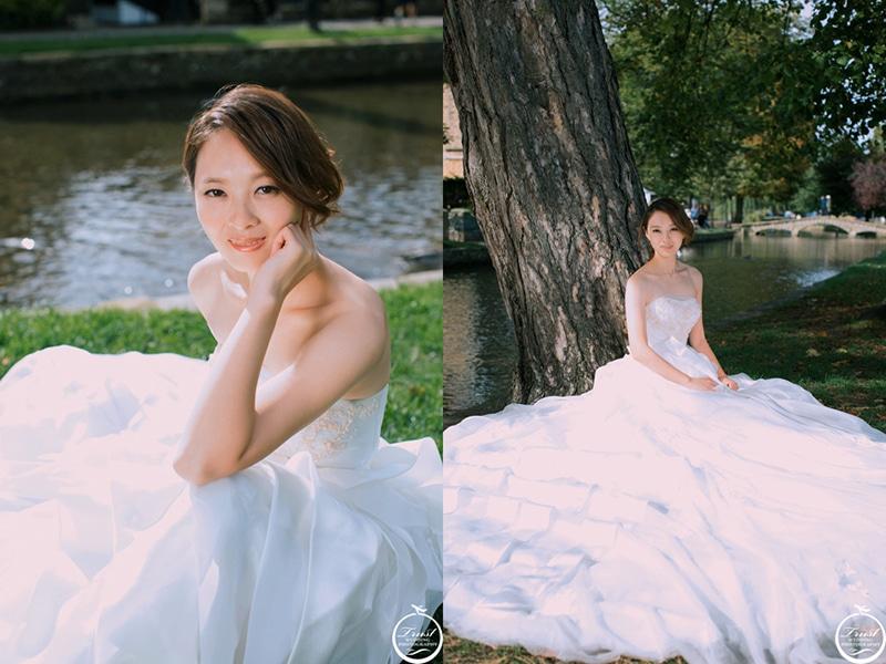 英國婚紗照