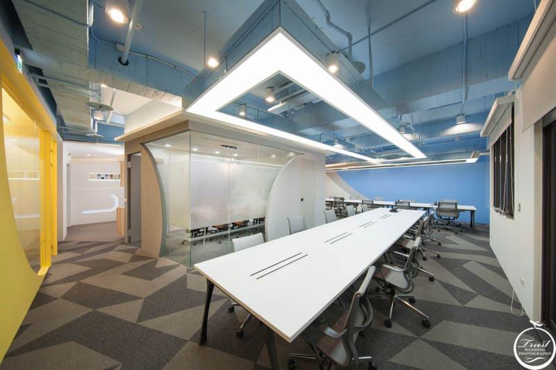 辦公室空間攝影