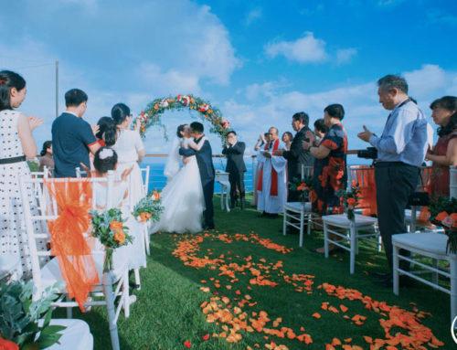 巴里島婚紗婚禮|婚攝推薦|海外婚禮攝影|The Edge Bali 婚禮紀錄