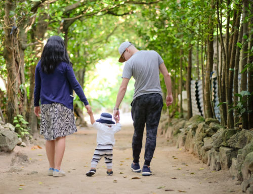 兒童親子寫真|海外親子旅拍|沖繩親子攝影|週歲寶寶照|寶寶攝影
