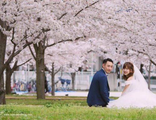 日本京都婚紗2018十月期間限定優惠