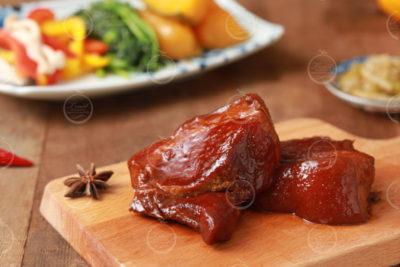 爌肉飯美食攝影