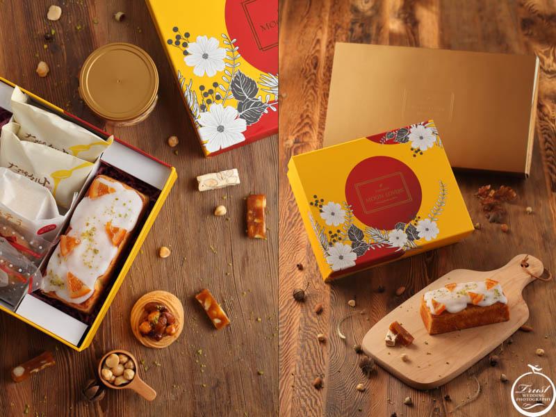 精緻甜點禮盒攝影