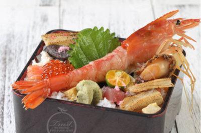 日本料理美食