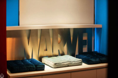 Marvel空間設計