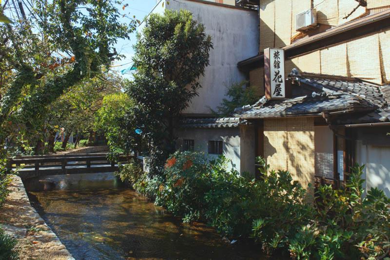 京都鴨川風景10