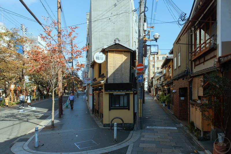 京都鴨川風景4