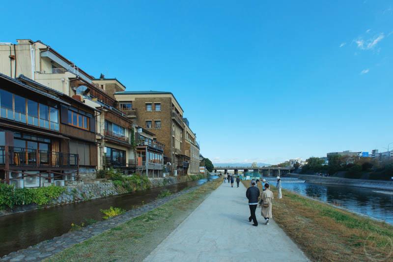 京都鴨川風景8