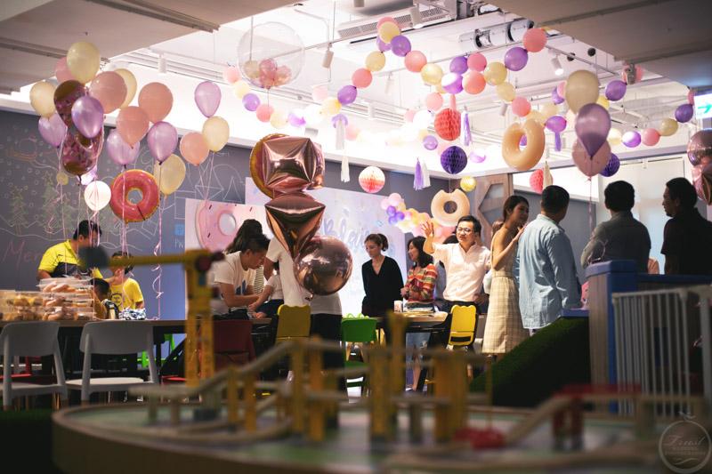 兒童生日派對攝影10
