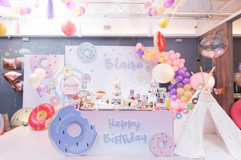 兒童生日派對攝影12
