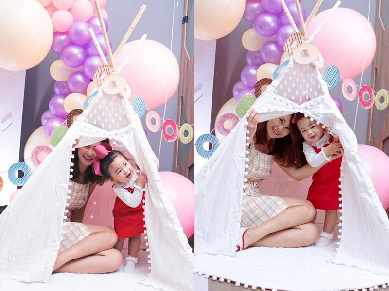 兒童生日派對攝5