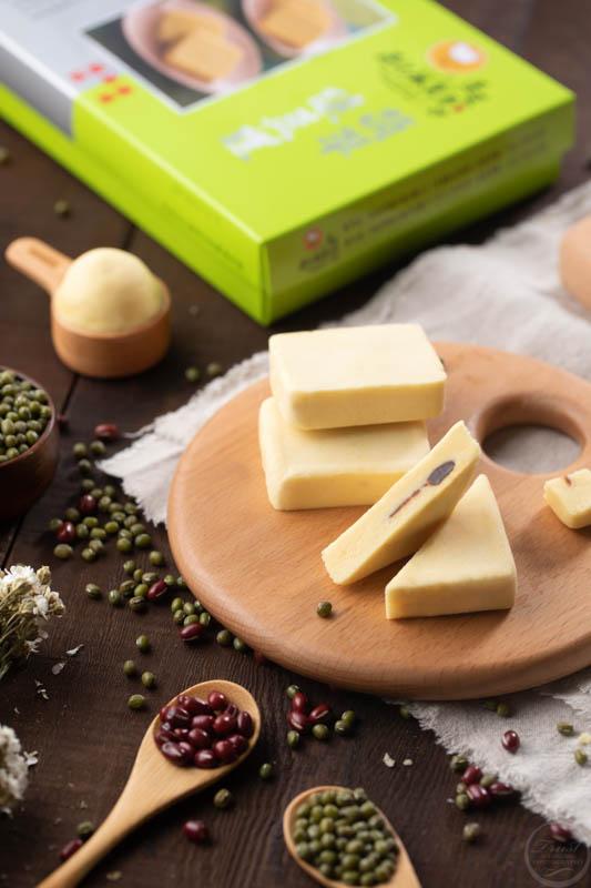 綠豆椪商品攝影
