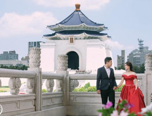 台北婚禮攝影|中正紀念堂婚紗|海外婚紗攝影|台灣旅拍|Taipei photography
