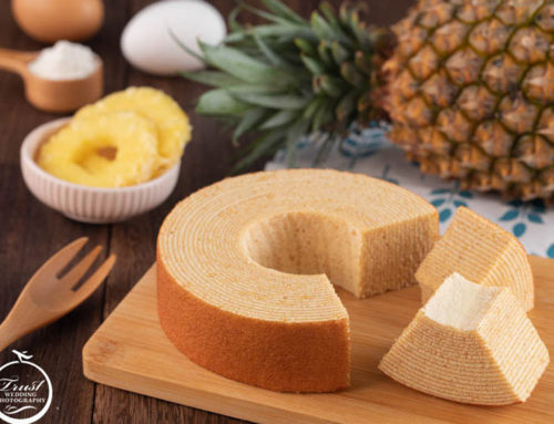 年輪蛋糕|美食攝影|黑鳳梨酥|蛋糕攝影|網購產品|台北商攝|西式甜點
