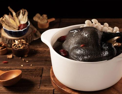 烏骨雞湯|美食攝影|臺菜攝影|美食平台|商品攝影|商業攝影推薦|chicken soup
