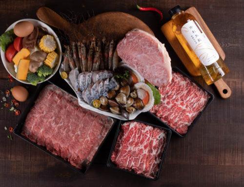 美食攝影|海鮮火鍋攝影|商業攝影|桃園饌澤原|超市火鍋|菜單設計|產品攝影|麻辣鍋湯底|龍蝦